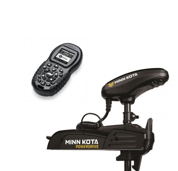 Minn Kota PowerDrive i-Pilot 55 lbs variklis - koja 137cm - 12V